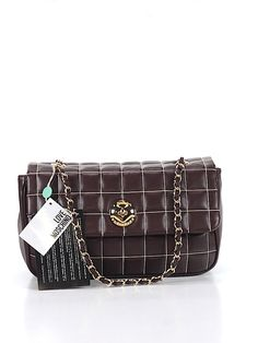 Check it out—Love Moschino Leather Shoulder Bag for $79.99 at thredUP!