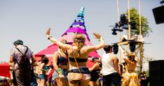 We Take A Look At Top Festival Fashion Trends