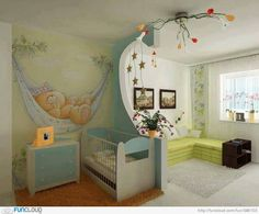Awesome baby's bedroom