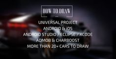 How To Draw - Cars | Android & iOS | Admob & Charboost | Easy Reskin . This Package Contains an app name How To Draw – Cars in which you will guide by images on how to draw cars like Lamborghini , Bugatti , and many others it have 20+ cars collection to draw and you can add more to it and also have admob ads and if you buy this package you get full source code , bbdoc