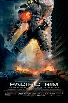 Novos pôsteres de Pacific Rim  http://nerdpride.com.br/filmes/novos-posteres-de-pacific-rim-2/    Seja grande ou seja extinto