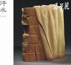 Coco 的美術館: 台灣驚奇--呂美麗的精緻木雕Wood Sculpture--Lv Mei-li from Taiwan