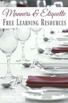 Basic Parenting Etiquette Rules that Should Never be Broken Want to teach your kids manners but not sure where to start? Check out these wonderful FREE resources to teach your kids proper manners and etiquette! Teaching Manners, Teaching Kids, Kids Learning, Manners For Kids, Good Manners, Table Manners, Etiquette Classes, Etiquette And Manners, Learning Resources