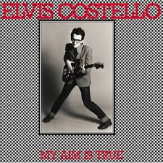 """My Aim is True, Elvis Costello - Costello on the fuel for his debut: """"I spent a lot of time with just a big jar of instant coffee and the first Clash album, listening to it over and over."""" The music doesn't have the savage attack of the Clash; after all, Costello's backing band was Clover, which would later evolve into Huey Lewis and the News. But songs such as """"Mystery Dance"""" and """"(The Angels Wanna Wear My) Red Shoes"""" have plenty of verbal bite, and the ballad """"Alison"""" is a poisoned…"""