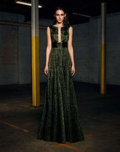 Alex Perry pre-otoño 2017 - Vogue Australia