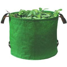 Bosmere G520 4.6 Cubic Feet 23-Inch Poly Yard Waste Bag by Bosmere. Save 7 Off!. $24.99. Made from high quality polypropylene with strong webbing handles at the top and on the side for easy tipping. Each bags comes with a new improved top strip that slides into the waist band of the bag to keep its mouth open. Measures 23-inches in diameter and 18-inches high; total capacity is 4.6-cubic-feet. Wipe clean surface, can be used both outdoors and indoors; the polypropylene fabric is semi-rigid…