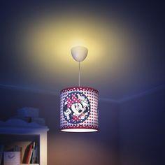 Philips Disney Lampa Wisząca Minnie Mouse 71752/31/16 : Oświetlenie dziecięce : Sklep internetowy Elektromag