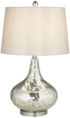 Tl-Mercure Glass Table Lamp