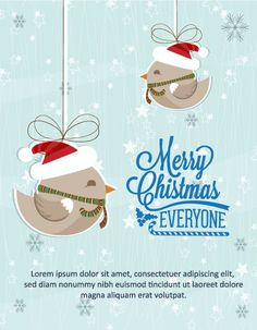 Christmas Vector illustration with birds and snowflakes Graphic Illustration, House Illustration, Lorem Ipsum, Snowflakes, Image Graphic, Merry, Photography Kids, Birds, Concept