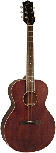 The Loar LH-204-BR Brownstone Small Body Acoustic Guitar  http://www.instrumentssale.com/the-loar-lh-204-br-brownstone-small-body-acoustic-guitar/
