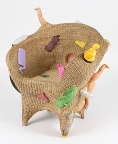 Trans…chair | Campana Brothers Select: Works from the Permanent Collection | Cooper-Hewitt, National Design Museum