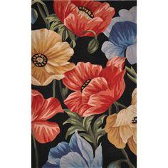 KAS Sparta TA04 /Multicolor Wool/ Orchid Garden Rug