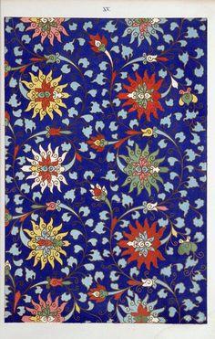 Owen Jones, Examples of Chinese Ornament XV. Pattern Art, Pattern Design, Chinese Ornament, Owen Jones, Oriental Print, Chinese Patterns, Chinese Embroidery, Chinese Design, China Art