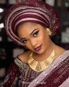 SATURDAY SPECIAL: Bridal Inspiration By Klala Photography #slayed   We love the bead work and excellent aso-oke made by Beads By Carnelian (@beadsbycarnelian). Makeup by Eeswat Makeovers (@eeswatmakeovers). Photos By Klala Photography (@klalaphotography)  #saturdayspecial #goodmorning #weekendcrush #weddingmakeup #asoebi #asooke #makeup #bridalinspiration #bridalmakeup #klalaphotography #gidiweddings #beads #photos #glam #party #love #selfies #likeme