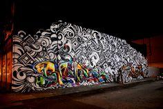 Street-Art by Victor Reyes !