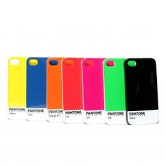 Pantone iPhone Cases