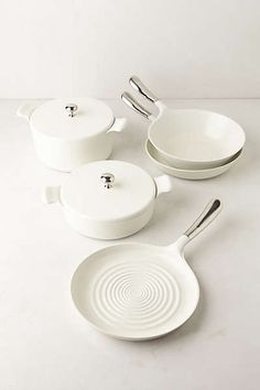 Anthropologie - Ceramic-Coated Cookware