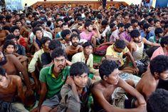Hampir 1,200 Pati Rohingya, Bangladesh Di Langkawi Ke Depot Tahanan - http://malaysianreview.com/122591/hampir-1200-pati-rohingya-bangladesh-di-langkawi-ke-depot-tahanan/