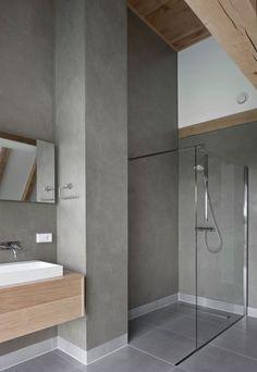 Fugenloses Bad - Enduit sans joints pour douche et salle de bains