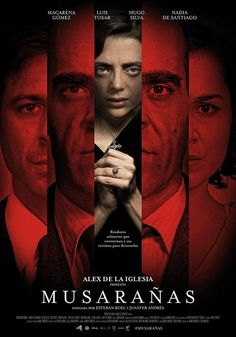 Tuhaf Ev - Musaranas - 2014 - BRRip Film Afis Movie Poster