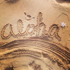 aloha spirit - Aloha Friday...