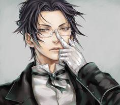 Claude   Kuroshitsuji/Black Butler