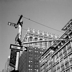"""West 22nd Street"", NY, 2011 • foto de Daniela Picoral disponível para venda hello@saudades.co • Limited edition fine art prints curated for the interior design market."