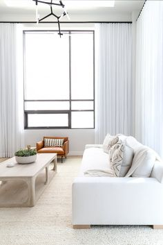 Minimal and clean lines in this airy living space Chango & Co. - The Printing House Maisonette - Living Room 1.jpg