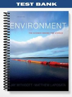Test bank microeconomics 11th edition michael parkin at https test bank environment the science behind the stories with masteringenvironmentalscience 4th edition withgott at https fandeluxe Images