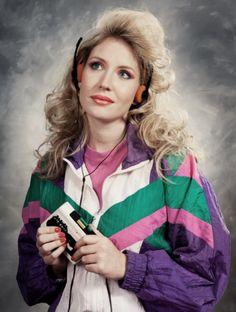 Cassette girl!