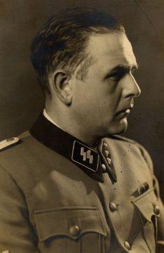 SS officer Amon Leopold Goeth, Commandant of the Plaszow camp