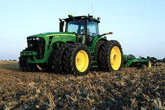 New John Deere & Biofuels