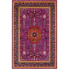 You'll love the Nichole Tibetan Pink Area Rug at Wayfair - Great Deals on all Rugs products with Free Shipping on most stuff, even the big stuff.