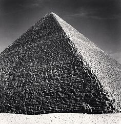 Giza Pyramids, Study 1, Cairo, Egypt, 2009