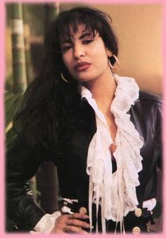 Selena Perez, Leather and Lace Selena Quintanilla Perez, Now And Forever, Her Music, Celebs, Celebrities, Jennifer Lopez, Leather And Lace, Role Models, Singer