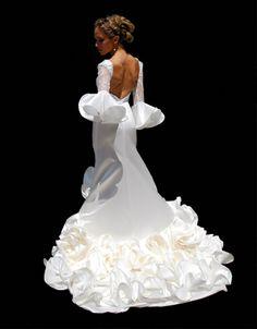 Ainhoa Salcedo Couture #novias #wedding