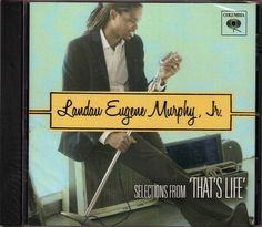 "rare LANDAU EUGENE MURPHY JR. ""Selections from 'That's Life' ""   2trk PROMO **new** AMERICA'S GOT TALENT"