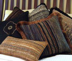 Pillows, Handwoven, Katheen Weir-West