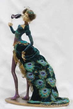 Ekaterina Tarasova  Peacock