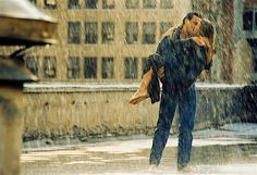 romant, romanc, bucketlist, life, quot, bucket lists, rain, thing, kisses