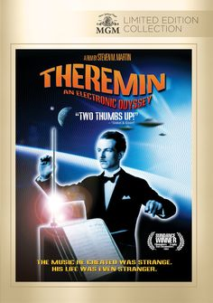 A documentary about the inventor of one of the first electronic instruments, the eponymous theremin (the sound of which quickly became cliched in science fiction films as the accompaniment to shots of