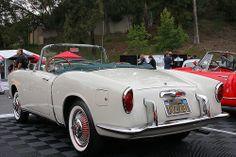 1958 Fiat 1200 TV Spider - rvl
