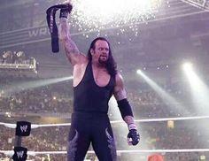 Undertaker World Championship Wrestling, World Heavyweight Championship, Wrestling Wwe, Harley Davidson, Undertaker Wwe, Wwe Pictures, Best Wrestlers, Vince Mcmahon, Entertainment