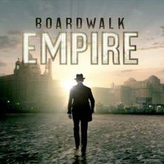 Boardwalk Empire....HBO series