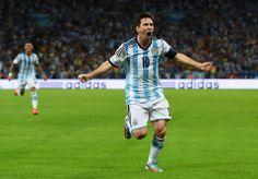 Argentina 2 x 1 Bósnia