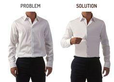 Best color undershirt for white dress shirt
