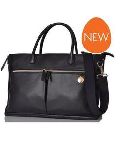 Batoh a prebaľovacia taška PacaPod - Nelson čierna