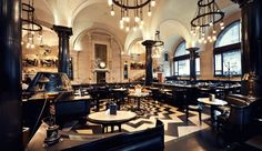 The Wolseley, London // Restaurants We're Dying to Visit