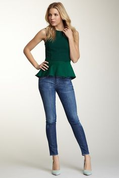 Phantom Cropped Skinny Jean by Citizens of Humanity on @HauteLook