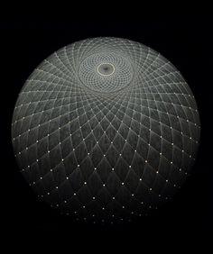 Carol Prusa Geometric Symbols, Geometric Art, Fractal Art, Fractals, Spirograph, Magic Realism, Season Of The Witch, Math Art, Constructivism